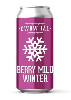 Berry Mild Winter   4.0%   Mild