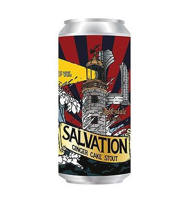 Salvation | 5.5% | Stout Ginger Cake