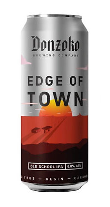 Edge of Town | 6% | IPA | 440ml