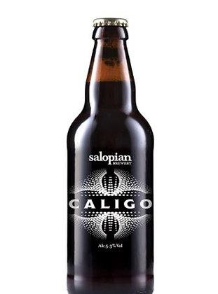 Caligo | 5.3% | Stout