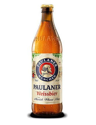 Paulaner | 5.5% | Weiss