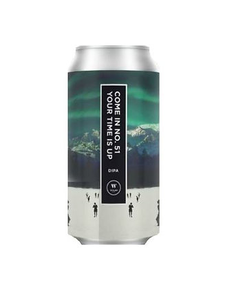Come in No. 51 | 9.0% | DIPA
