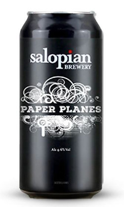 Paper Planes   4.6%   IPA