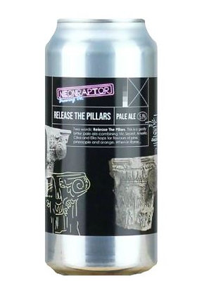 Release The Pillars  | 5.1% | Pale Ale