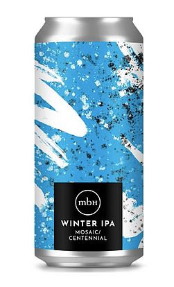 Winter IPA | 6.0% | IPA