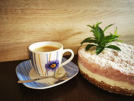 Luxusní nepečený fit dort s přípravou do 15 minut