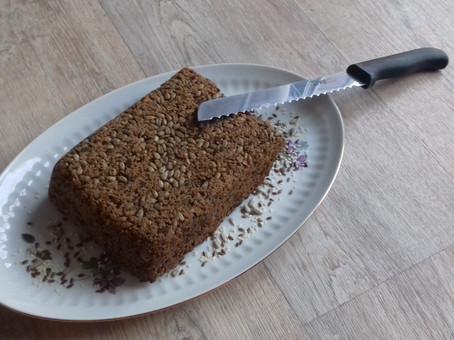 Antistresový chléb bez mouky s přípravou do 10 minut