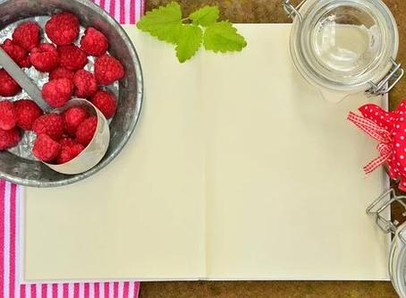Kuchařka s recepty do 5 - 10 minut ZA DOBROVOLNOU CENU