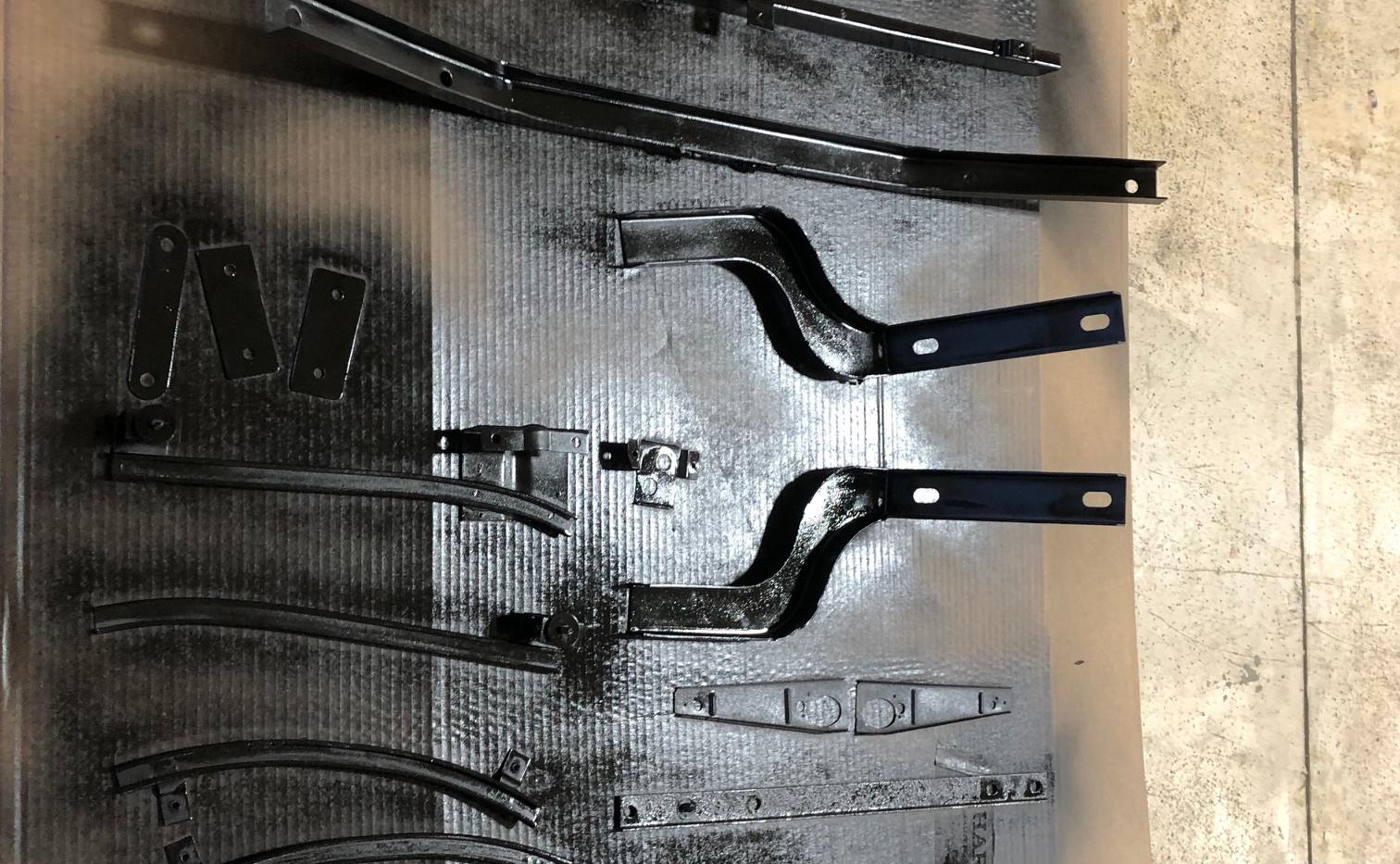 Painting/ Detailing Window Sliders