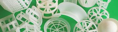 E-Scrub Plastic Srubber media for odour control