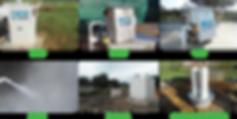 Vapex hydroxyl fogging system for odour control images