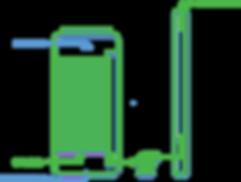 Bio-T biotrickling filter for odour control