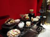 mesa de catering para eventos de empresas
