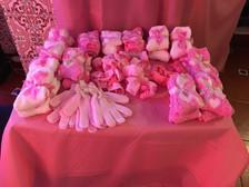 mesa del spa en beauty party