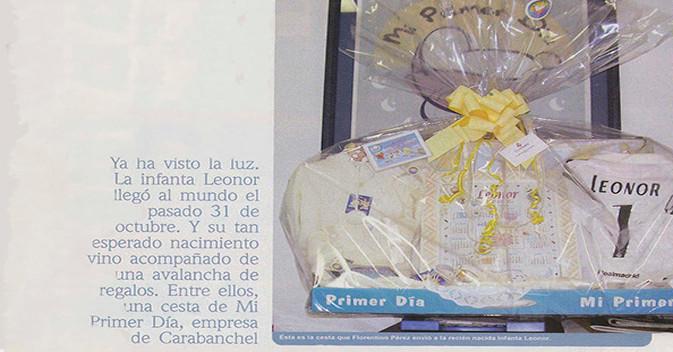 Leonor nació en 31 de Octubre
