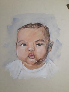 Portrait of Jr