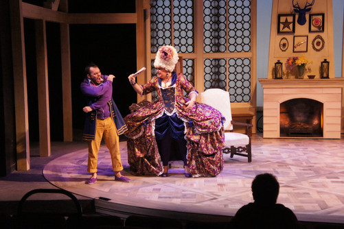 Costume Designer  |  She Stoops To Conquer  |  The University of Iowa
