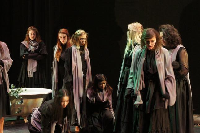 Costume Design  |  Quiet Witches  |  The University of Iowa