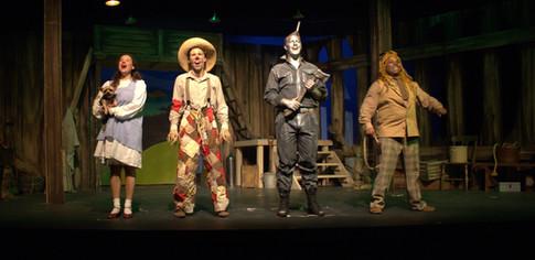 Costume Design  |  Wizard of Oz  | Shawnee Summer Theatre
