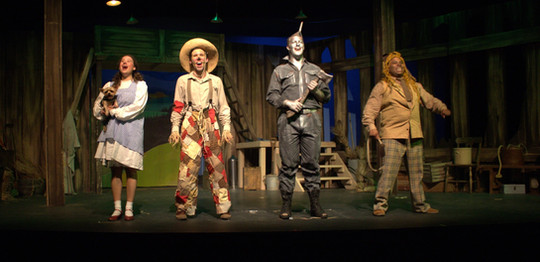 Costume Design  |  Wizard of Oz  | Shawnee Summer Theatre