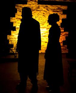 Scenic + Costume Design  |  The Crucible  |  Cypress Knee Theatre Company