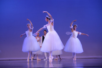 Lighting Design  |  Les Sylphides  |  University of Louisiana at Lafayette