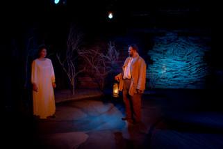 Scenic + Costume Design  |  The Crucible  |  Sypress Knee Theatre Company