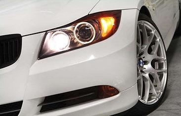 headlight and tail light tinting dublin