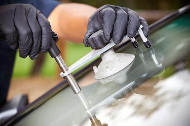 windshield crack repairs