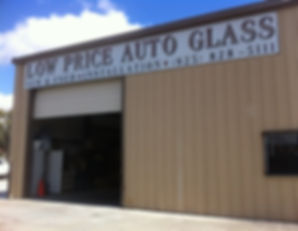 auto glass installation and repair