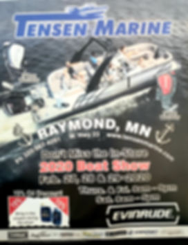 Boat Show Flyer 2020