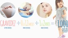 A importância dos Primeiros 1000 dias de Vida