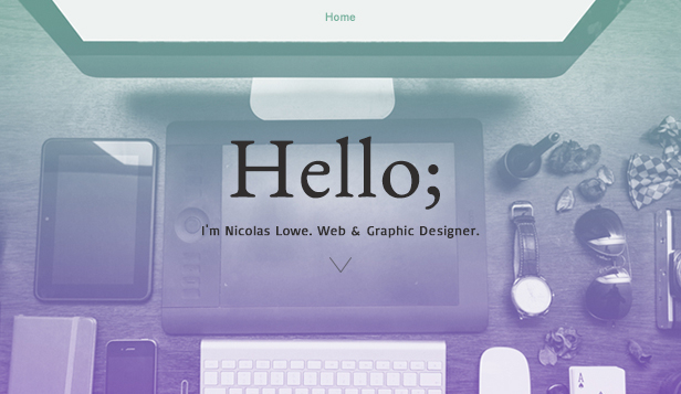Designer website templates – Web Design Portfolio