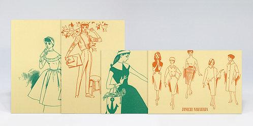 Postcard - JUNICHI NAKAHARA -