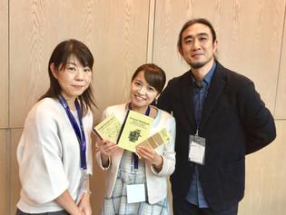 女子鉄アナウンサー・久野さんにご紹介いただきました