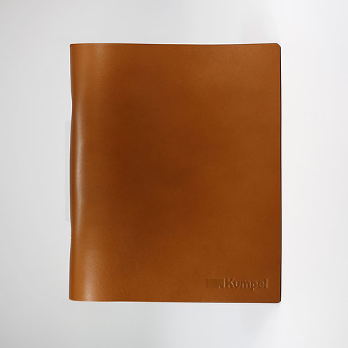 Kumpel Ticket Collection Holder Leather Type