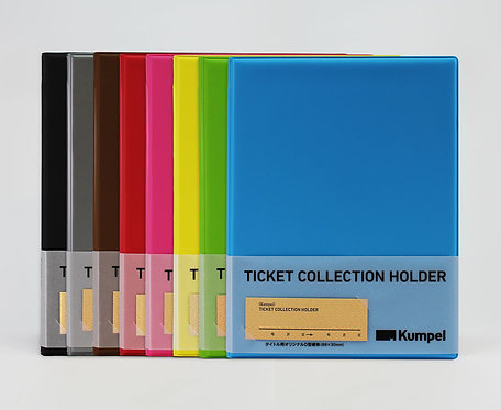 Ticket Collection Holder