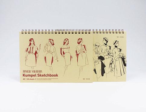 Sketchbook - JUNICHI NAKAHARA -