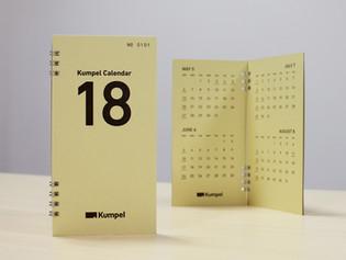 Calendar 2018 50%OFF