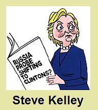 BEIGE PAGE - Editoral Cartoon by Steve Kelley