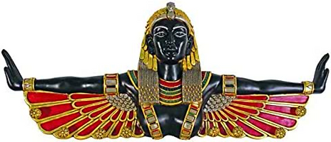 Sphinx - Egyptian Godddess Wall Sculptur