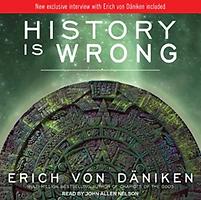 Erich von Daniken - History Is Wrong.bmp