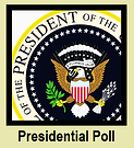 BEIGE NUMBERS - Presidential Approval Poll at Rasmussen Reports