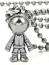 Cathedral Spaceman - Silver Pendant.bmp