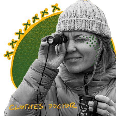 Introducing Our Nature Heroes: Neza Peterca
