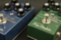 BigLloyde Guitar Pedals, Boutique Guitar Effects Pedals