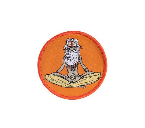 Dhyāna Mudrā Swami Patch