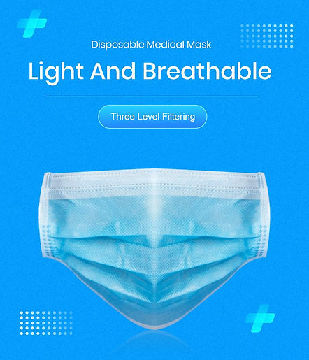 Disposable Mask CE FDA
