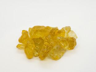 Vase Fillers - Glass Rocks (Gold)