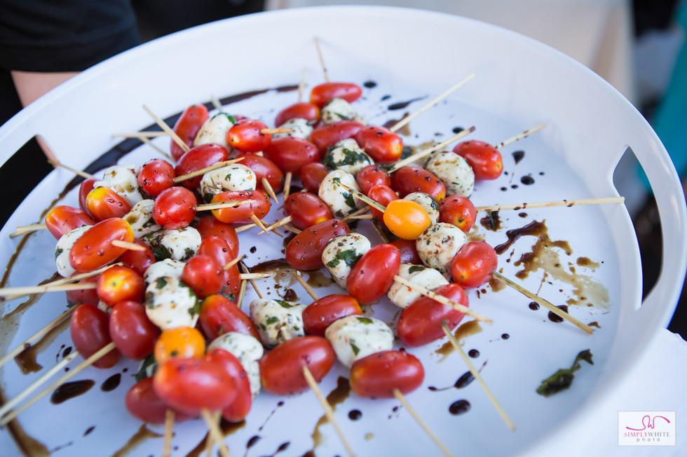 Caprese Salad Skewars